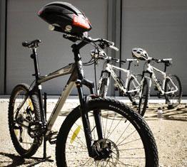 alquiler de bicis de montaña de la Aventura de cabrejas